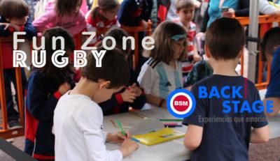 Fun Zone actividades niños talleres infantiles